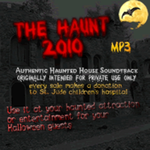 Product picture The Haunt 2010 MP3- Haunted house soundtrack-Halloween music